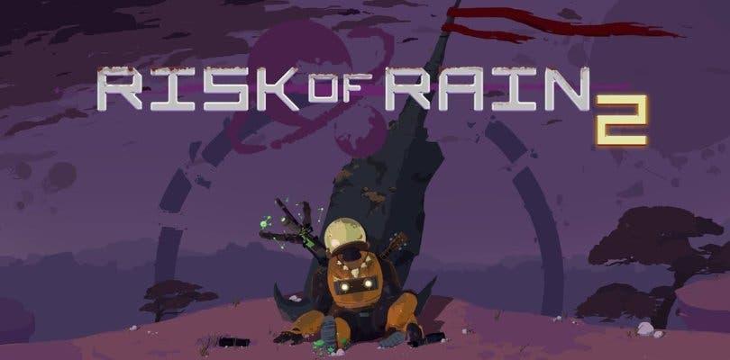 Risk of Rain 2 aparece por sorpresa en el acceso anticipado de Steam