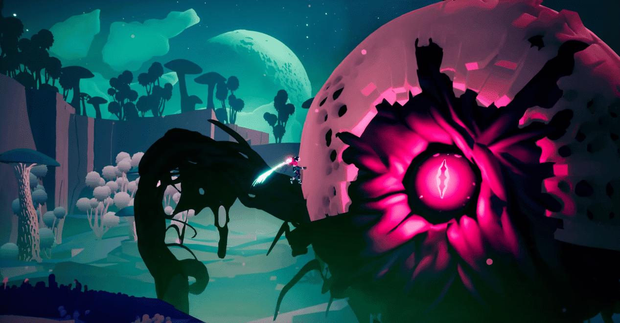 Imagen de Solar Ash Kingdom es lo nuevo de los creadores de Hyper Light Drifter y se muestra en un primer tráiler