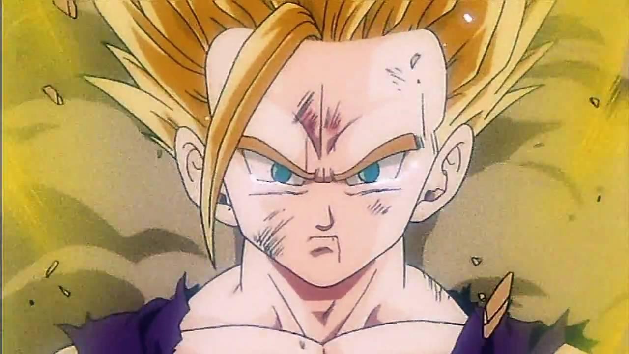 Imagen de Así sería Son Gohan SSJ2 con el estilo de Dragon Ball Super: Broly