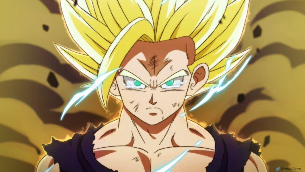 son gohan Dragon Ball Super: Broly