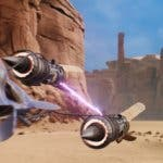 Recrean el mítico Star Wars Racer con Unreal Engine en una edición jugable