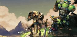 SteamWorld Quest: Hand of Gilgamech se estrenará en PC el 31 de mayo