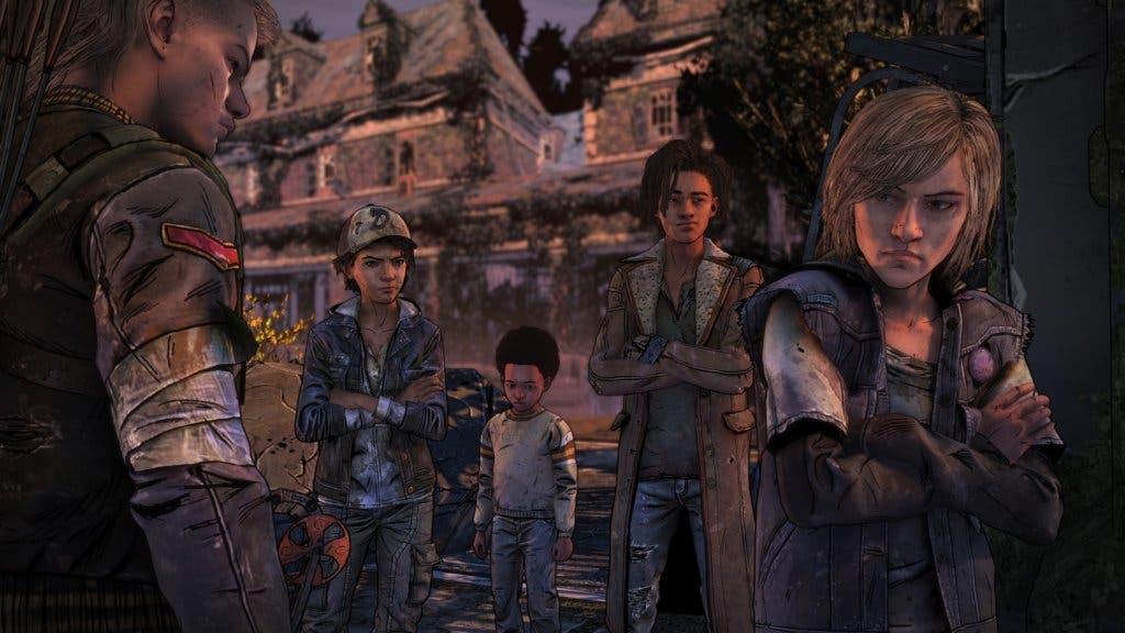 Imagen de Análisis The Walking Dead: The Final Season: Una dulce despedida con regusto amargo