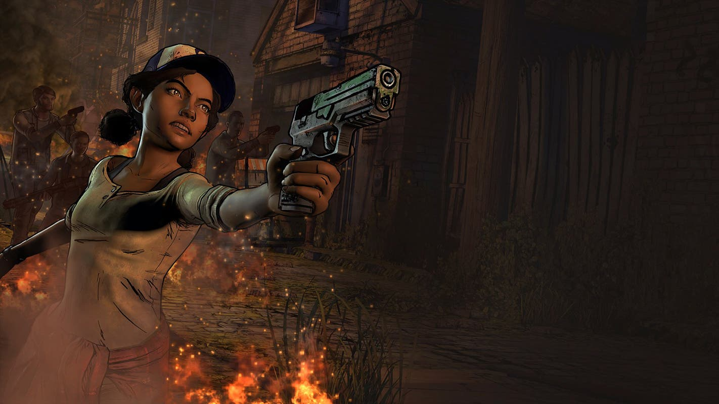 Imagen de Análisis The Walking Dead: The Telltale Definitive Series
