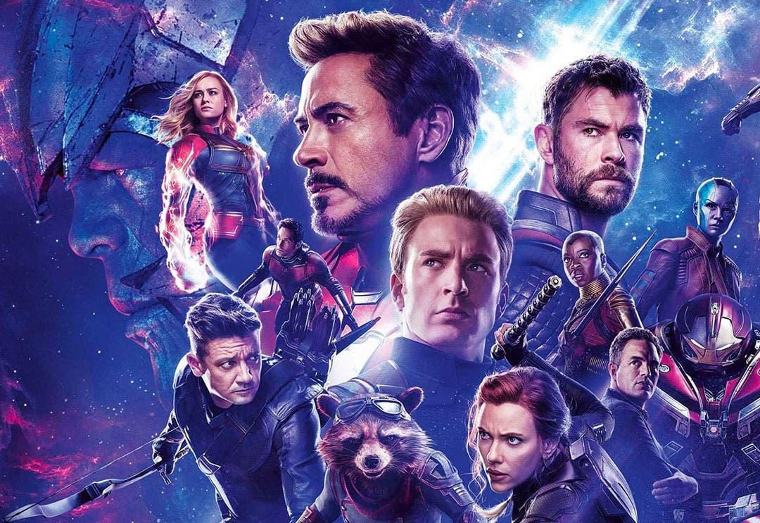 Imagen de El equipo original protagoniza los nuevos pósters chinos de Vengadores: Endgame