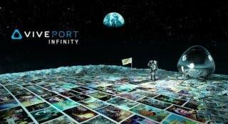 HTC Vive contará con Viveport Infinity, su propio servicio de juegos por suscripción, la próxima semana