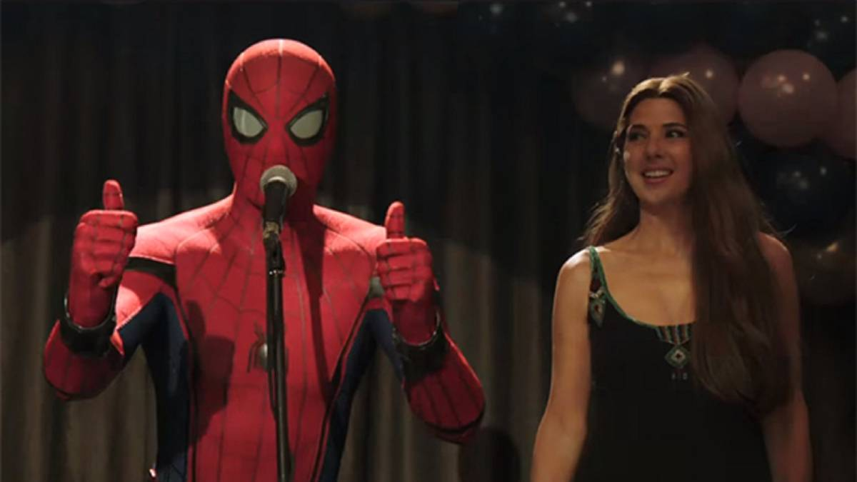 Imagen de Spider-Man se queda fuera del Universo Cinematográfico de Marvel