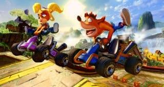 Primeras impresiones de Crash Team Racing Nitro-Fueled: Magia a cuatro ruedas