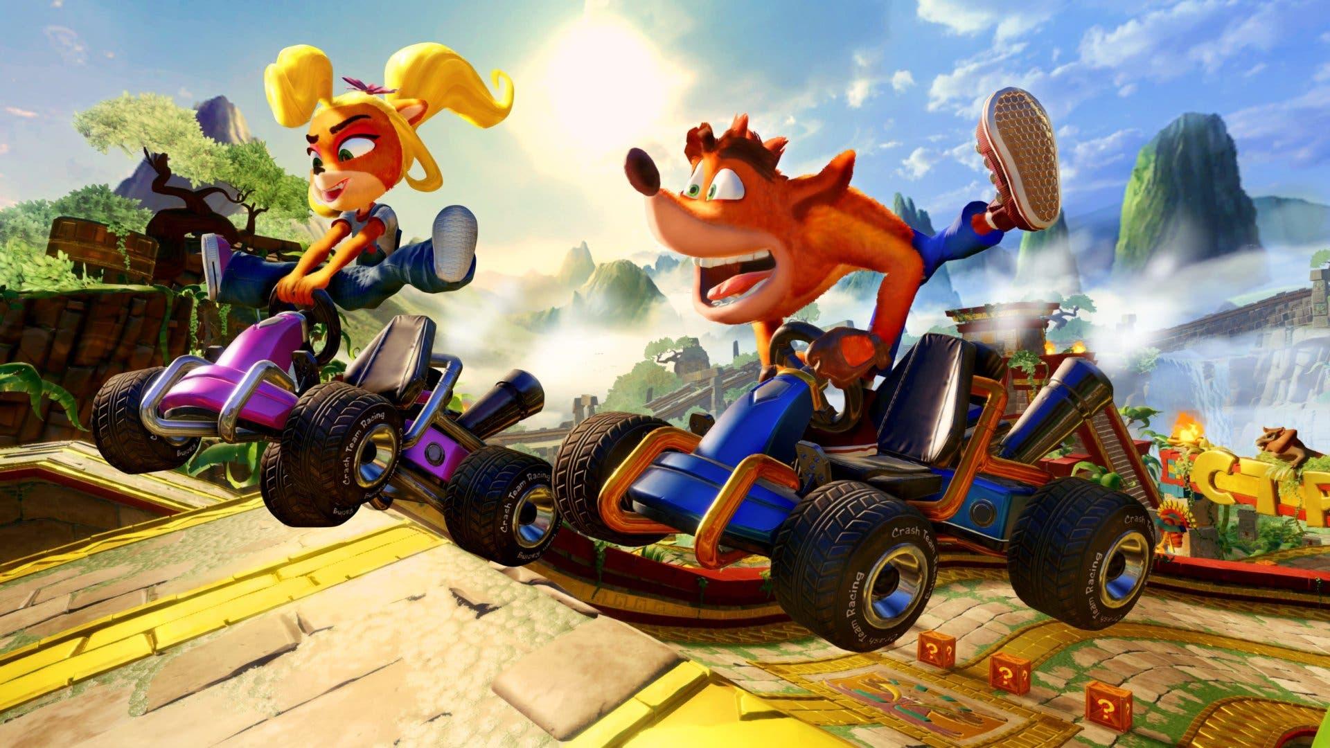 Imagen de Análisis Crash Team Racing Nitro-Fueled: Autopista a la diversión