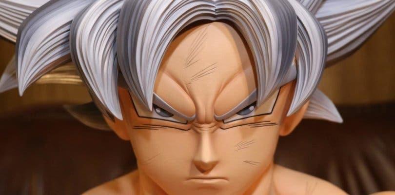 Dragon Ball Super: El increíble busto de Goku Ultra Instinto que desearás tener