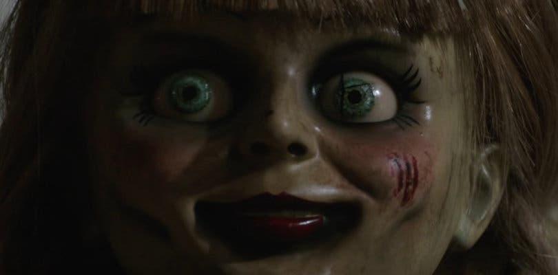 Annabelle 3 libera el terror en su primer tráiler oficial