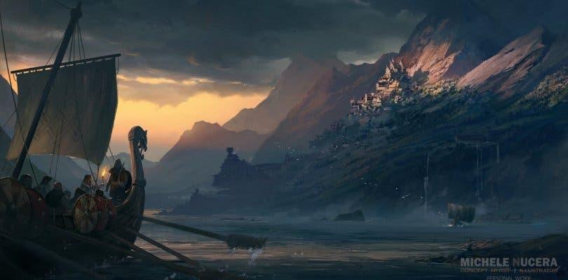 El director de God of War propone un crossover con el hipotético Assassin's Creed vikingo