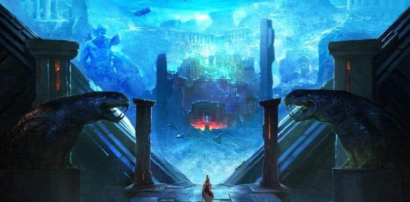 El Destino de la Atlántida de Assassin's Creed Odyssey ya está disponible