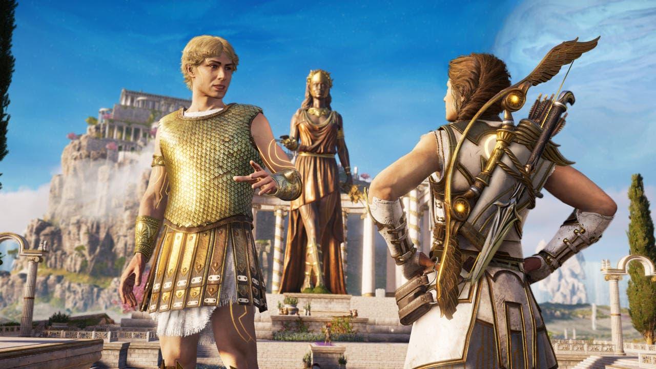 Imagen de Así será la versión 1.51 de Assassin's Creed Odyssey