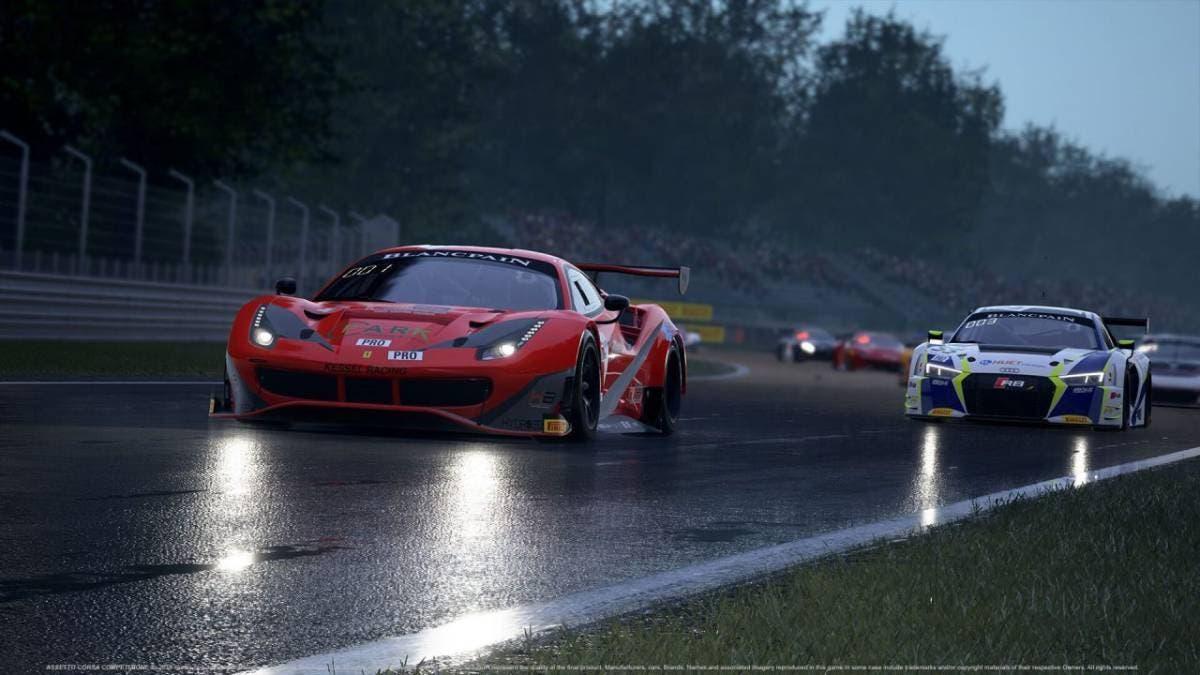 Imagen de Assetto Corsa Competizione saldrá del Early Access en mayo