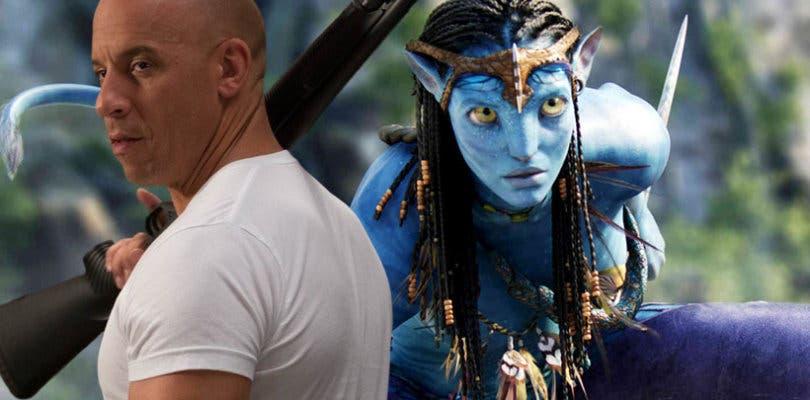 Vin Diesel se une a James Cameron en las secuelas de Avatar