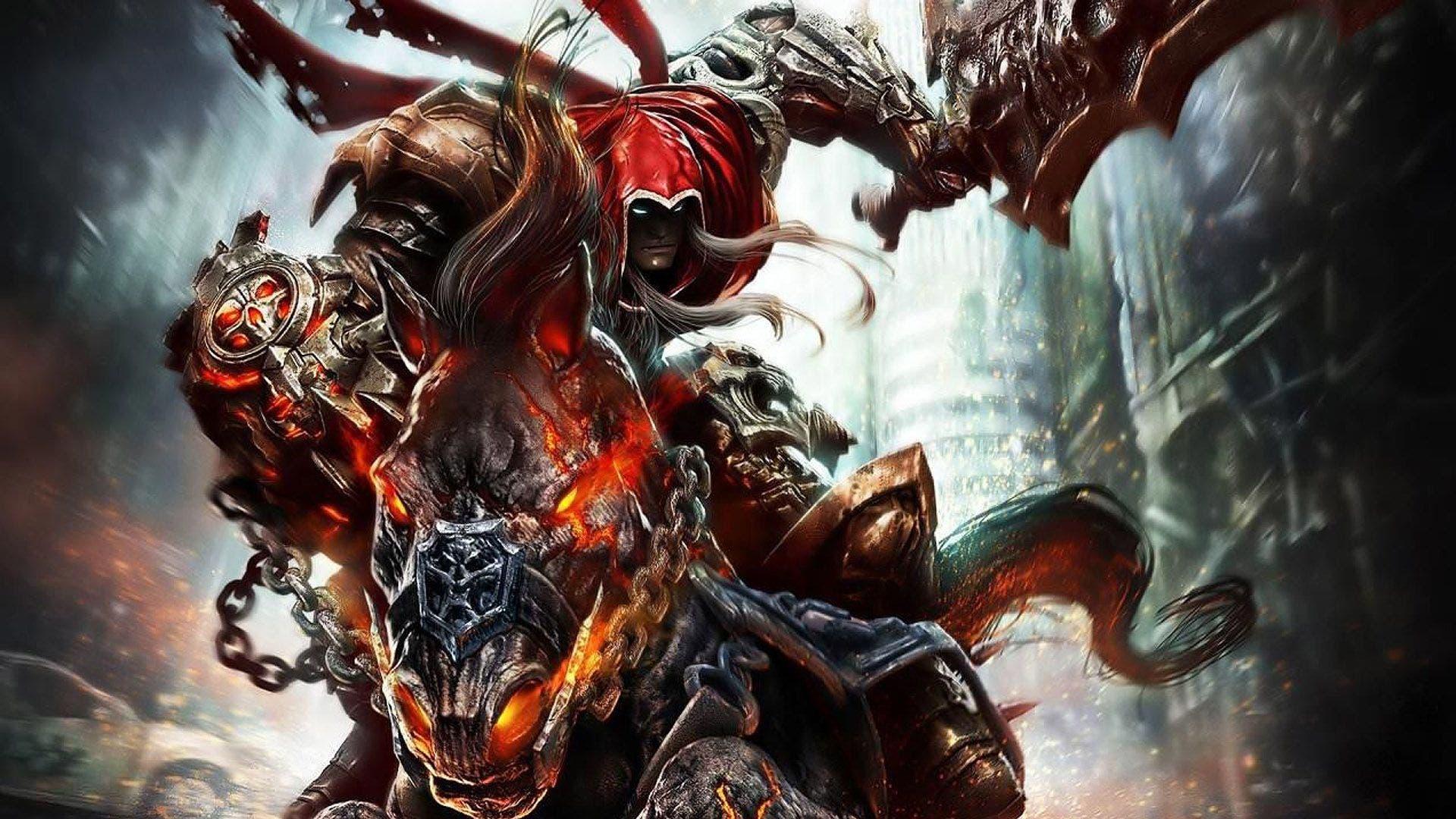 Imagen de Análisis Darksiders Warmastered Edition en Nintendo Switch: Entre el Cielo y el Infierno