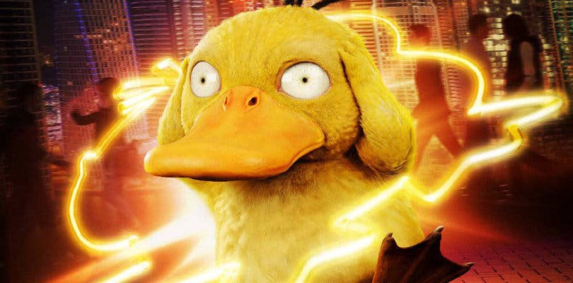Detective Pikachu se pasa al neón en sus nuevos pósteres individuales