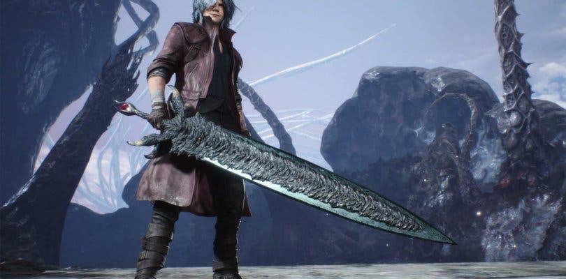 Recrean la Devil Sword del Dante de Devil May Cry 5 en la vida real