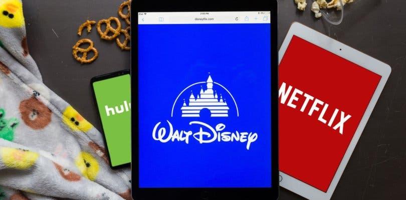 Comparativa de precio entre Disney+, Netflix, HBO y Prime