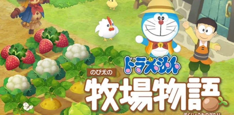 Desvelado el título oficial y tráiler del nuevo título de Doraemon para Nintendo Switch