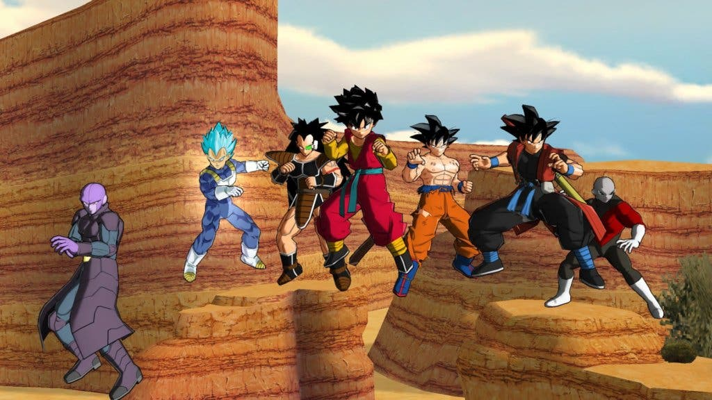 Dragon Ball Heroes: World Mission
