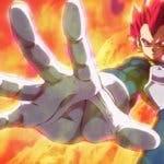 Dragon Ball Xenoverse 2 muestra a Vegeta Super Saiyan Dios en nuevas imágenes