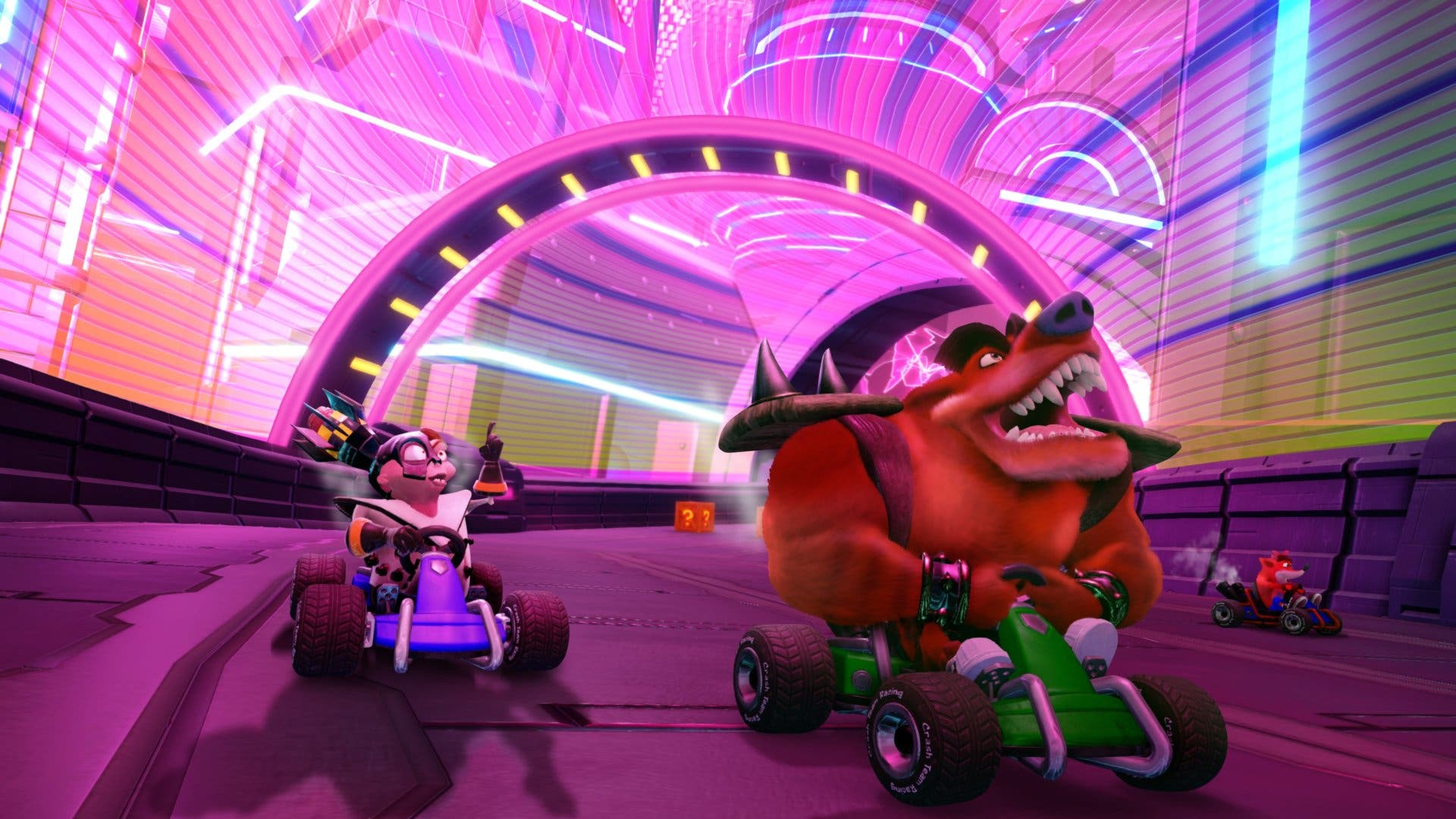 Imagen de Crash Team Racing Nitro-Fueled recupera el liderazgo de ventas en Reino Unido
