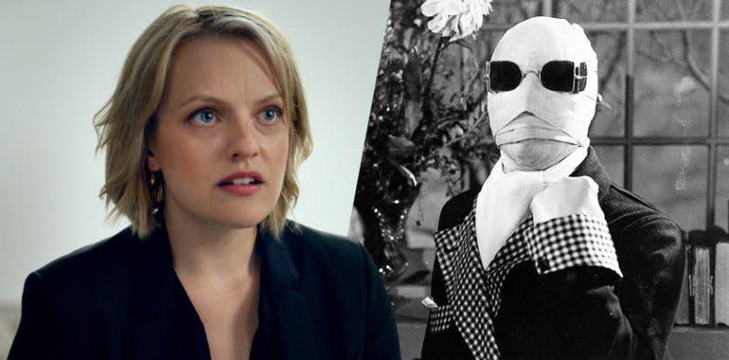 Elisabeth Moss se une oficialmente al remake de El hombre invisible