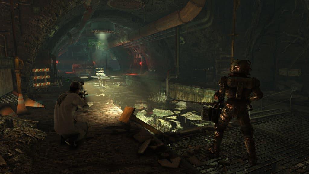 Fallout 76 Las Madrigueras