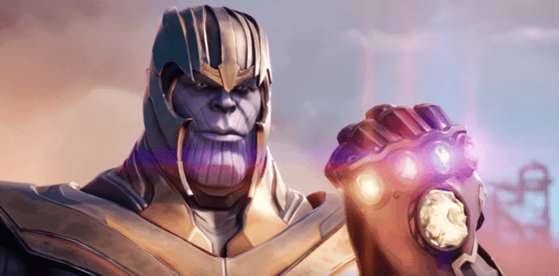 Contenido de Avengers: Endgame llega a Fortnite; notas del parche 8.50