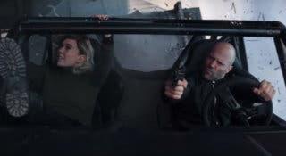 Hobbs and Shaw libera una bacanal de acción en su tráiler final