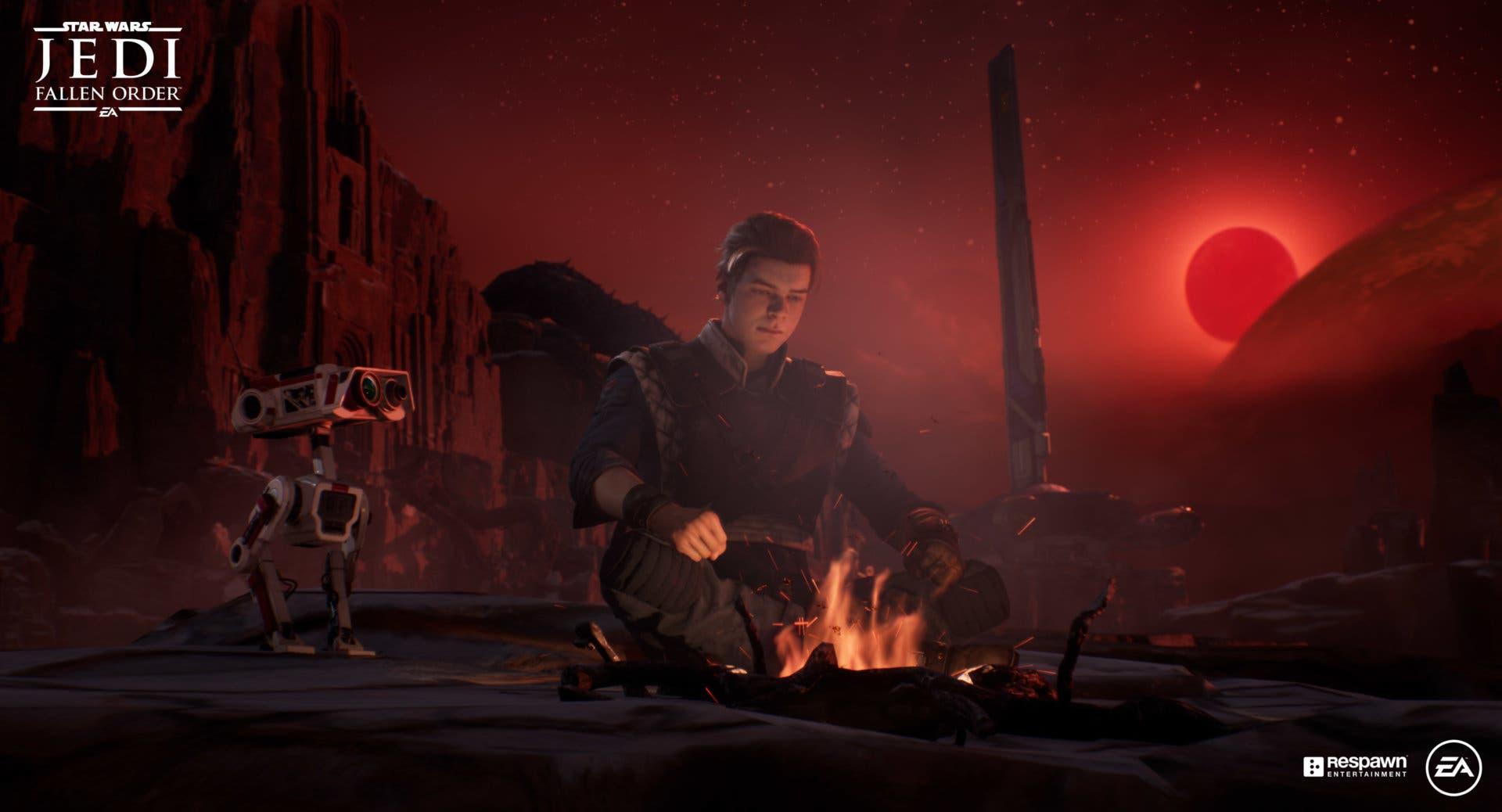 Imagen de Star Wars Jedi: Fallen Order ofrecerá múltiples modos de dificultad