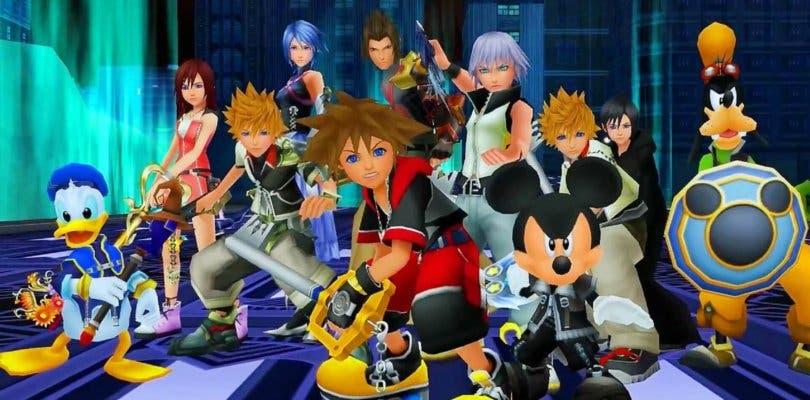 Kingdom Hearts: The Story So Far ya está a la venta en territorio europeo