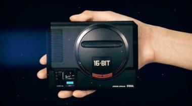 Imagen de El vídeo que exhibe el catálogo de SEGA Mega Drive Mini