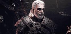 Monster Hunter: World Geralt de Rivia