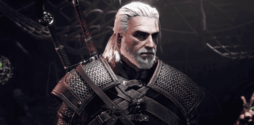 Monster Hunter: World Geralt de Rivia