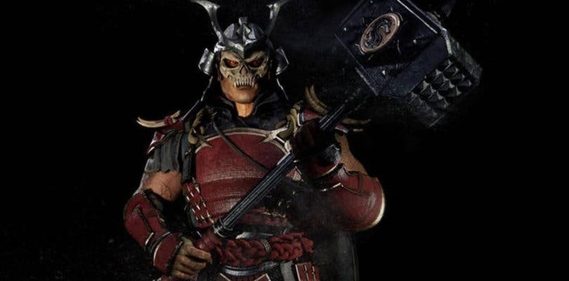 Shao Kahn de Mortal Kombat 11 lucirá sus habilidades la próxima semana