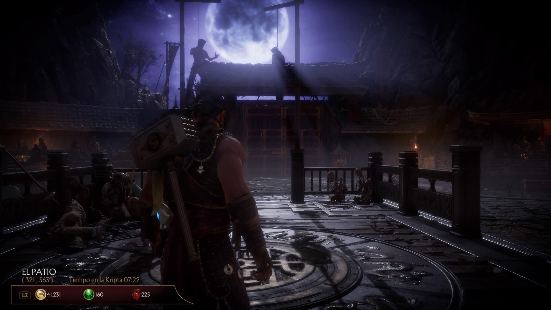 Imagen de Mortal Kombat 11 elimina dos glitches con su nueva actualización