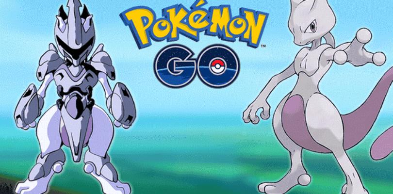 Pokémon GO podría incluir una referencia oculta a Mewtwo con armadura