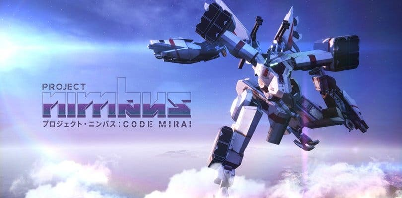 El título de acción y Mechas Project Nimbus llegará a Nintendo Switch con una edición completa