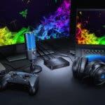 Razer presenta una nueva capturadora, y un micrófono para PlayStation 4