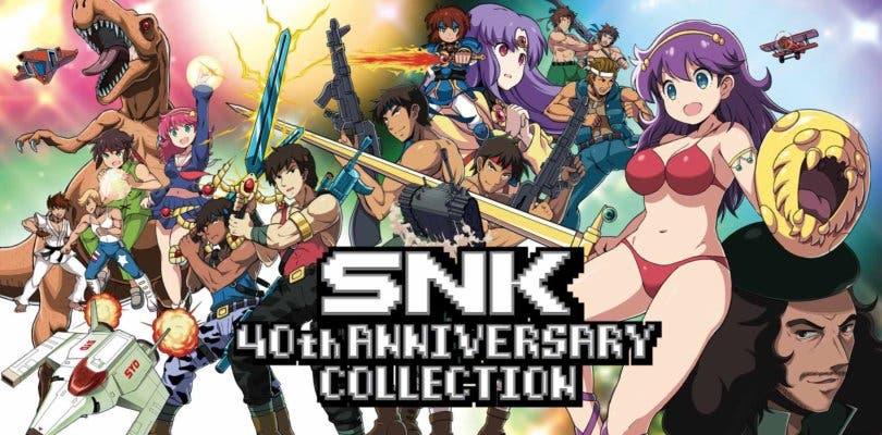 SNK 40th Anniversary Collection confirma llegada a Xbox One