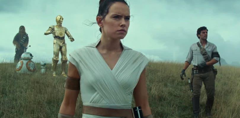 Star Wars: Episodio IX – Título y primer tráiler del desenlace Skywalker