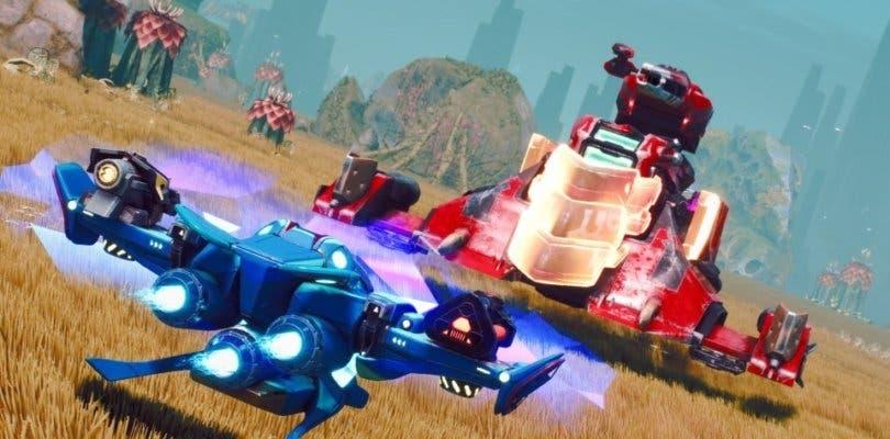 Starlink: Battle for Atlas llegará a PC la próxima semana con un nuevo contenido