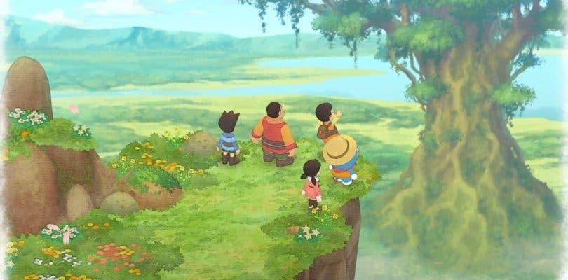 Doraemon Story of Seasons se muestra en una nueva tanda de imágenes