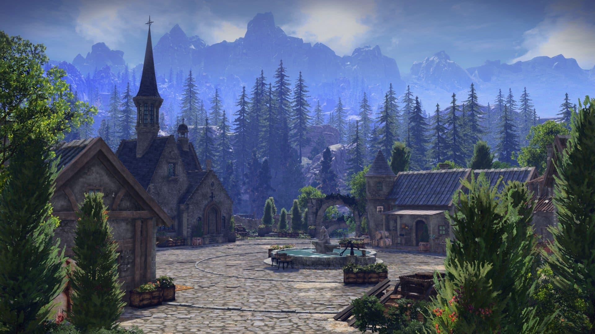 Imagen de Sword Art Online: Alicization Lycoris comparte nueva imagen con Alice en acción