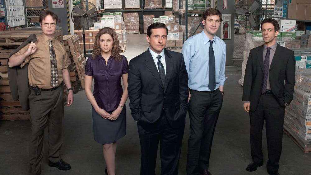 The office 1