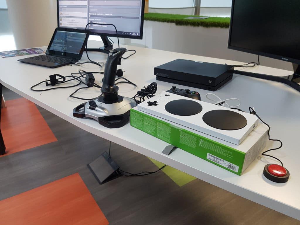 Xbox Adaptive Controller accesorios