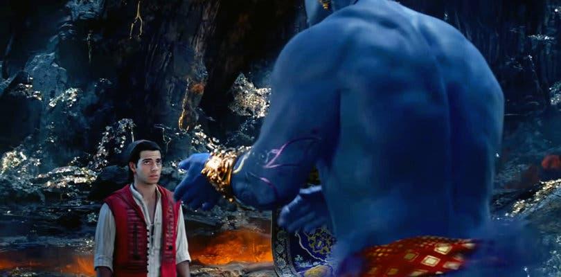 Aladdín pone al Genio a bailar en su nuevo tráiler de la CinemaCon